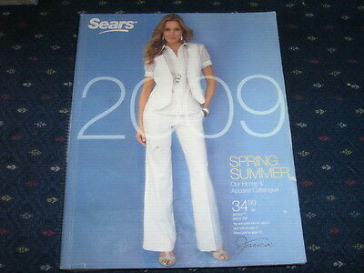 SEARS 2009 SPRING & SUMMER   in very good condition