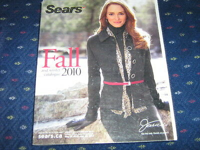 SEARS 2010 FALL & WINTER  in very good condition Free shipping in Canada