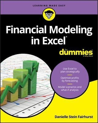 Financial Modeling in Excel For Dummies 2017   PDF Read on PC/SmartPhone/Tablet