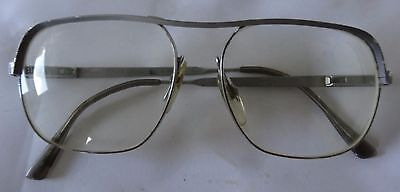 VINTAGE MOREL made in FRANCE EYEGLASSES FRAME 55 19