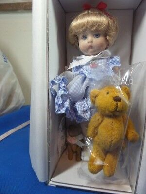 2012 UFDC Artists' Reproduction of Antique Vogue JUST ME Doll Alice Leverette