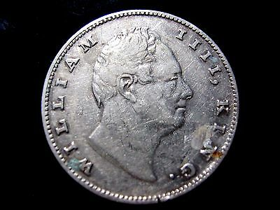 British East India 1 rupee 1835 in VF condition.Very nice coin.