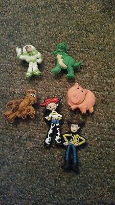 Disney Toy Story Jibbitz Set A x6