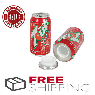 Stash Can 7 Up Hidden Diversion Home Safe Hide Cash Jewelry Secret +