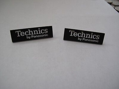 Technics SB  5000A   logo  metal