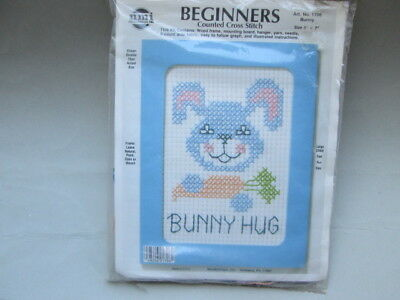NMI beginners X stitch kit( rabbit)