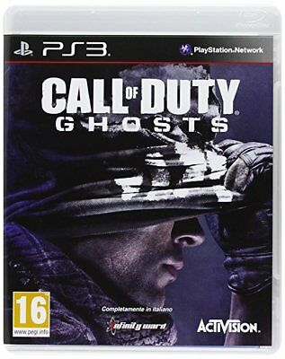 CALL OF DUTY GHOSTS. Sony Playstation 3 PS3 Game PAL
