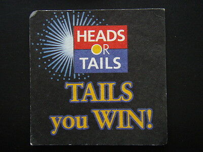 Keno Heads Or Tails Tails You Win!  Coaster