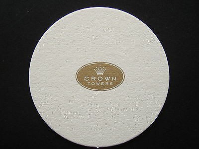 Crown Towers Coaster