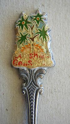 Sunshine Coast Queensland Collectors World Teaspoon