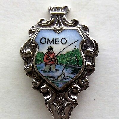 Omeo Fishing Souvenir Fork (T137)