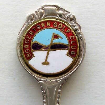 Bodertown Golf Club Souvenir Fork (T126)