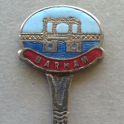 Barham Bridge Pitcher EPNS A1 Melb Souvenir Spoon Teaspoon (T57)