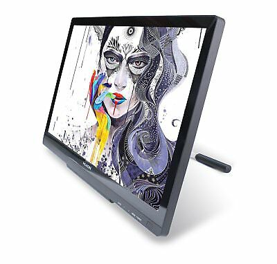 "Huion Graphics Tablet  Monitor 1080P HD HDMI 21.5"" Display Screen Pen GT-220 V2"