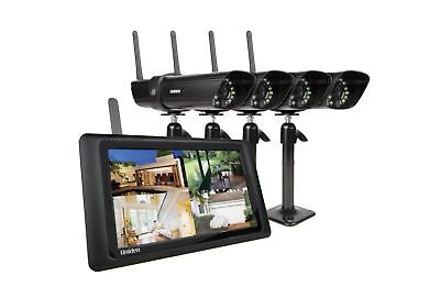 Uniden Guardian G2940 Digital Wireless Surveillance System 24/7 Security