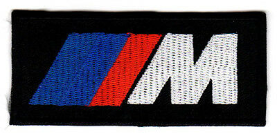Bmw M Series Coupe Logo Badge Emblem Embroidered Iron On Patch M5 M6 M3 M5 M6 M4