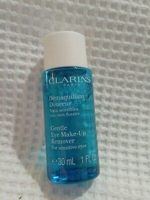 CLARINS Gentle Eye Make-up remover Sample