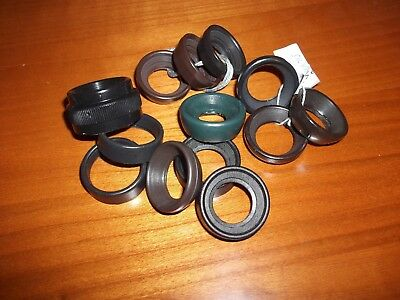 Resin Reproduction of one couple vintage binoculars eye cups fernglas jumelle
