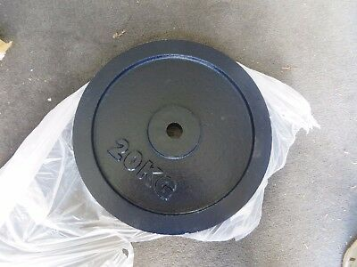 20KG  weight plates