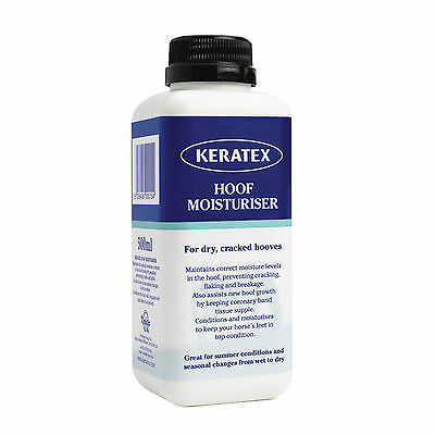 Keratex Hoof Moisturiser 500ml - Free Australia Wide Express Post