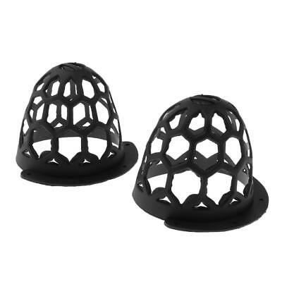 Durable Plastic Web Drop Pockets for Kids Pool Table, Set of 2