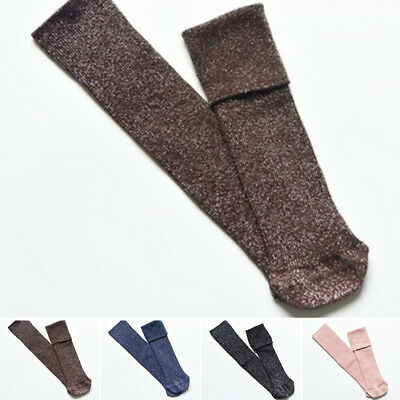 Winter Baby Kids Girls Stockings Warm Pantyhose Tights Long Child Socks 0-3Y New