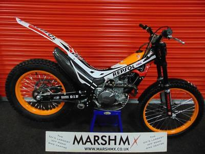 Montesa 260 REPSOL 2016 Model, ONLY 30 Mins USE From New