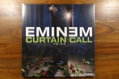Eminem - Curtain Call/The Hits (180g New/Sealed,Slight Tear To Seal) Double LP