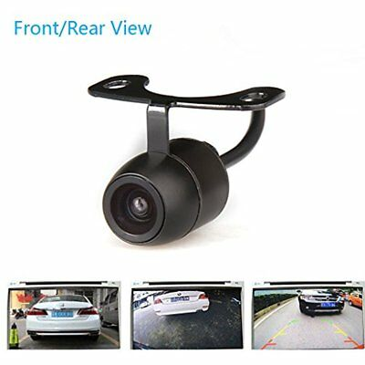 Car Electronics Night Vision Front/ Rear View Camera And Parking 170 Degree 1/4