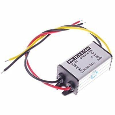 Power Supplies DC-DC 12V To 9V 6A 54W Buck Converter Step Down Supply Waterproof