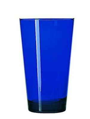 Libbey Glassware 171B Cooler, Cobalt Blue, 17 oz. (Pack of 12)
