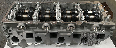 New Assembled Cylinder Head Fits Nissan ZD30 - fitted cams
