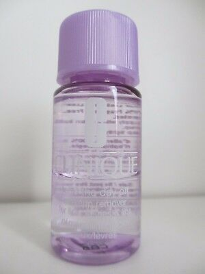 Brand New Clinique Take The Day Off Make-up Remover For Lids Lashes & Lips 30ml