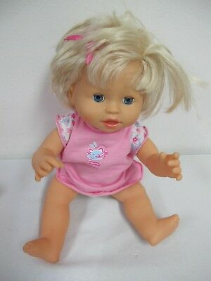 Make Me Feel Better Little Mommy Doll Fisher Price Mattel 2007 Sneezes Talks