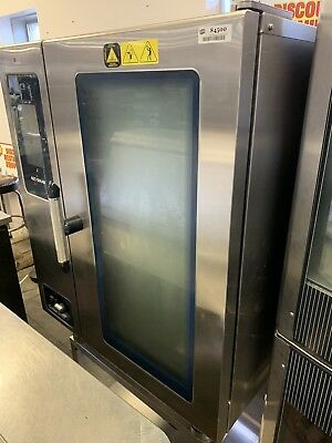 2016 ALTO-SHAAM CTP10.10E Combitherm Combi Oven w/Stand