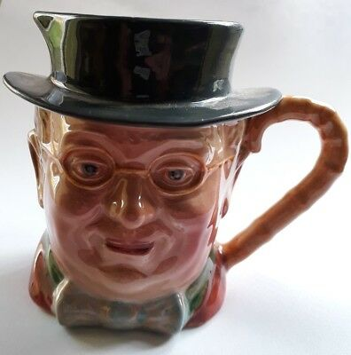 Beswick character jug - Charles Dickens series, Pickwick