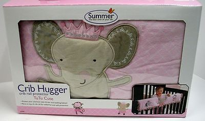 Summer Infant TuTu Cute Nursery Crib Hugger