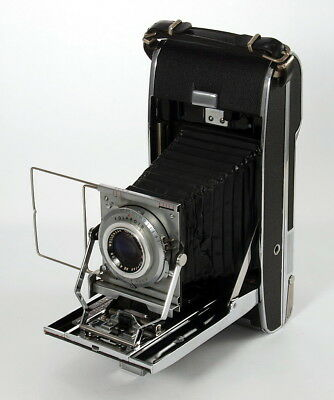 Polaroid Pathfinder 110 127mm f/4.5 Raptar - Clean, Tested, ALL WORKING PROPERLY