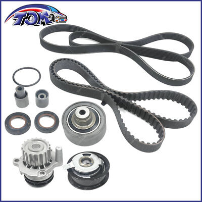 New Timing Belt Kit With Water Pump For 98-04 1.9L Vw Golf Jetta Beetle