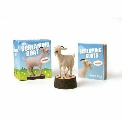 The Screaming Goat by Running Press (Mixed media product, 2016)