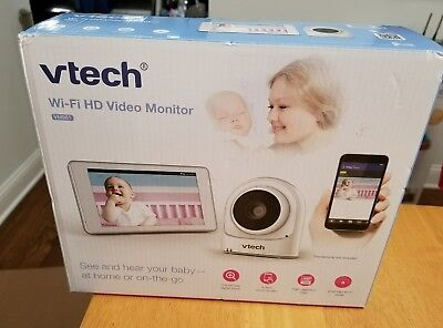 VTech VM981 Wireless WiFi Video Baby Monitor New