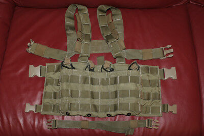 LBT 2586A Chest Rig Old Gen CT KHAKI for SFLCS Eagle Industries London Bridge