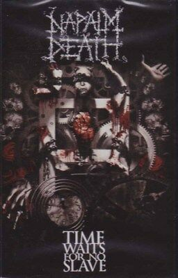 napalm death - Time waits for no SLAVE MC #116036