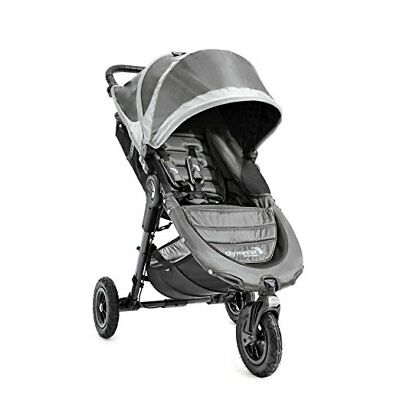 Baby Jogger 2017 City Mini GT All Terrain Stroller Pram - Steel Gray - Brand New