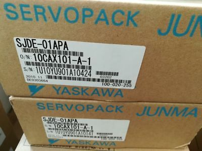 1PC SJDE-01APA New Servo Driver good in condition for industry use