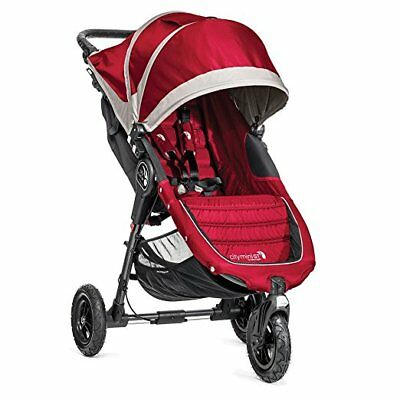 Baby Jogger 2017 City Mini GT All Terrain Stroller Pram - Crimson - Brand New
