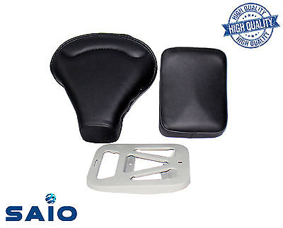 Saio 125 150 Front + Rear Seat + Plate For Vespa VBB VBA VNB - High Quality
