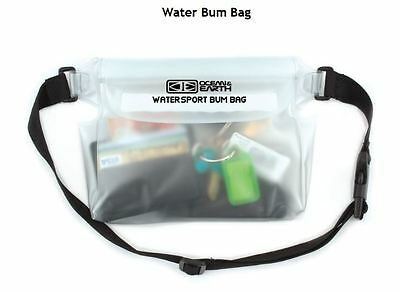 Water bum Bag - Ocean & earth. Perfect for boating or stand up paddling
