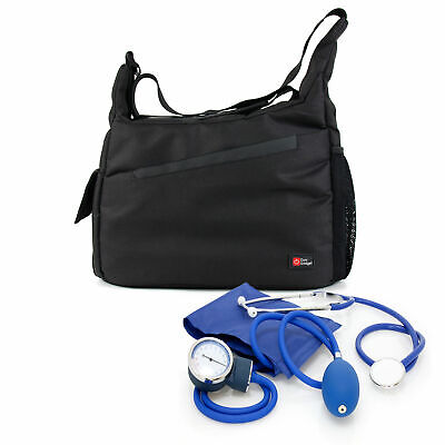 Nurse / GP / Doctor Medical Bag for Nursing / Home Visits / Medical Equipment