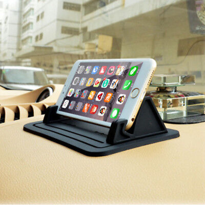 Auto Anti-Rutsch Matte Handy Halterung KFZ Halter für Apple iPhone Samsung Plus